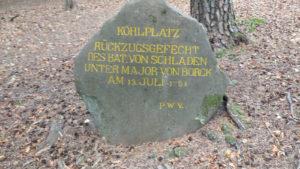 Neue Rittersteine-Wanderkarten